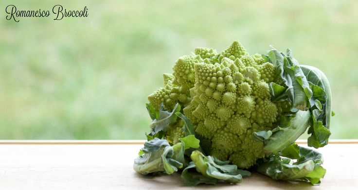 Romanesco Broccoli - Erin Brighton | gluten free recipes | easy sides | vegetables | vegetarian | vegan | ugly food