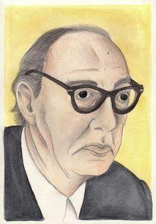 Casa L: Juan Carlos Onetti. El Calendario Literario de Bau...