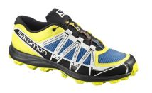 Top Shoes for Mud Runs and Obstacle Races: Salomon Fellraiser