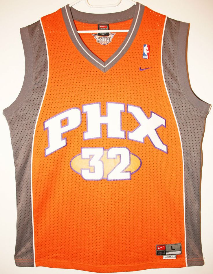 9c146845e ... Details zu Nike NBA Basketball Trikot Jersey Vintage Phoenix Suns Amare  Stoudemire 44 ...