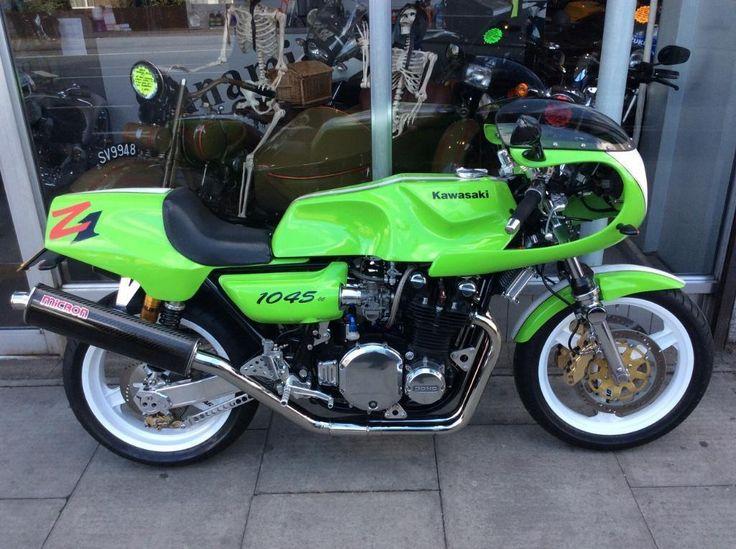 1974 Kawasaki Z1000 903cc Tourer | eBay