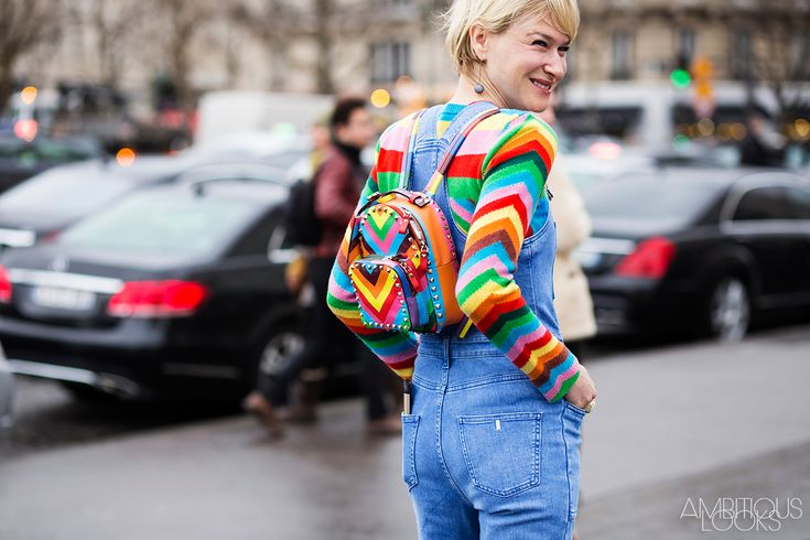 How to Wear Chevron Like a Fashion Blogger | StyleCaster