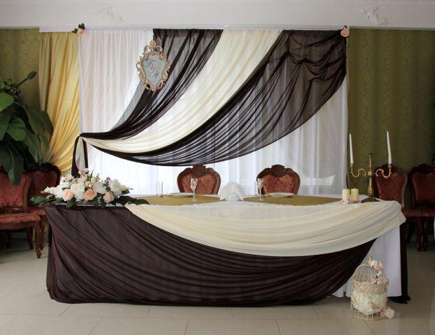 Оформление зала, Свадебное оформление и флористика, Украшение зала на свадьбу