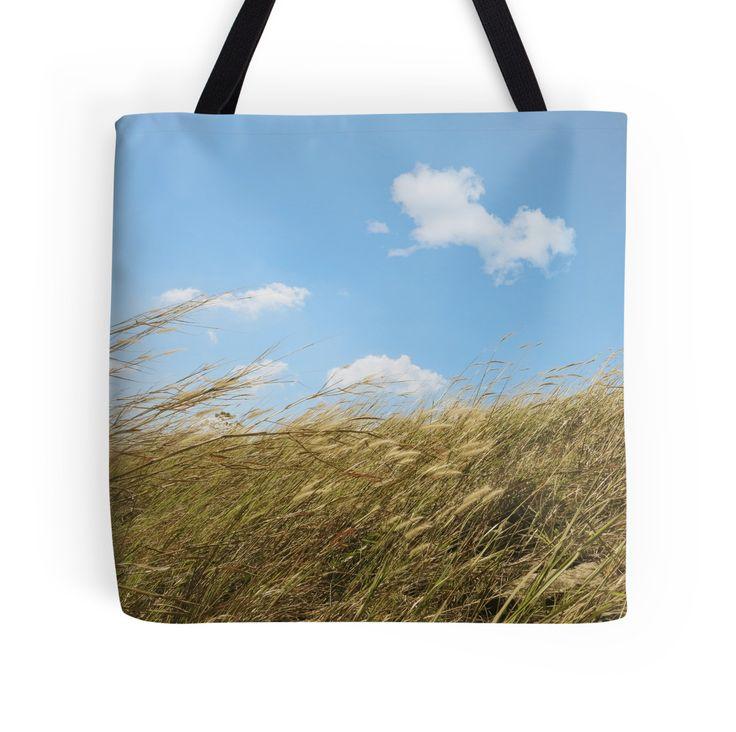 VIDA Tote Bag - Phoenix Palms-Teal Skies by VIDA 2LesFvCW9Z