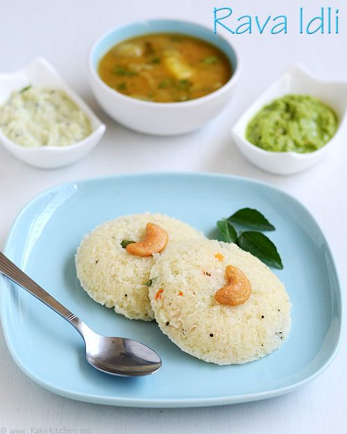 RAVA IDLI RECIPE (WITH ENO) | RAK'S KITCHEN
