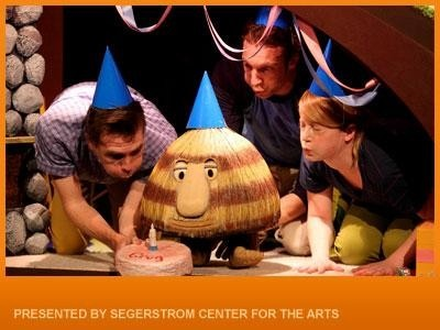 Australia's Children's Theater Company Presents: Grug Costa Mesa, CA #Kids #Events