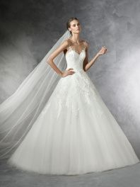 Svatební šaty - Pronovias Prala