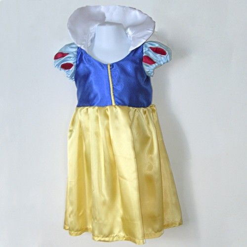 Baby Snow White Costume by Kiki's Things on Etsy