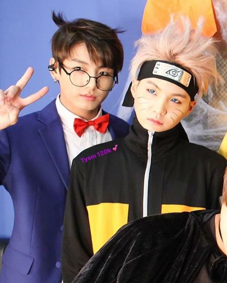 Who was Jungkook dressed as here?<<Detective Conan