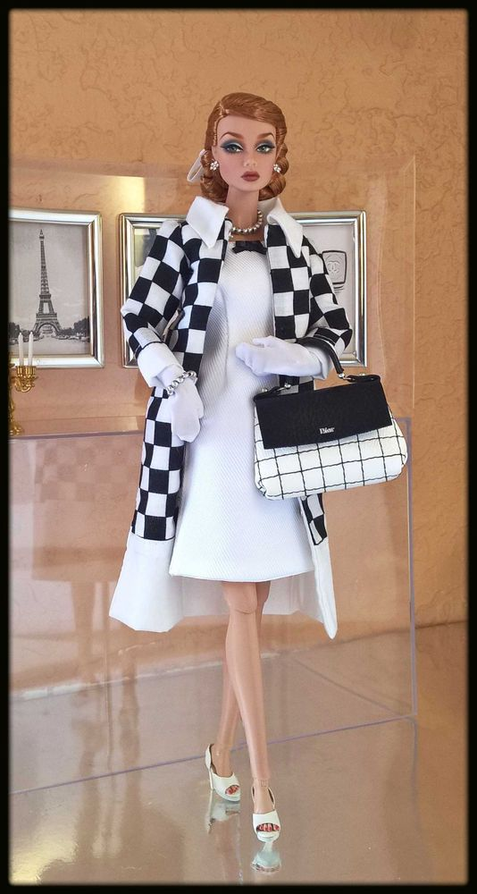 """Love Fashion"" OOAK Fashion on FR Poppy Parker  