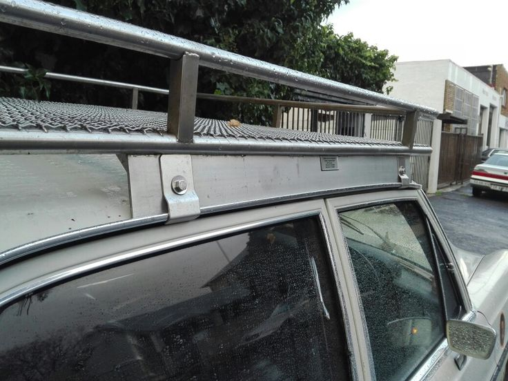 Pin by Michael Julie on roof racks and gutter mounts