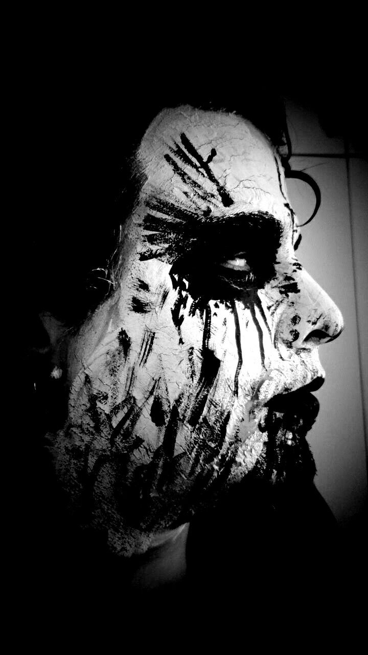 Mortem corpse paint by W