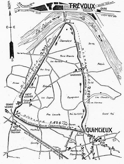Lyon Quincieux - France