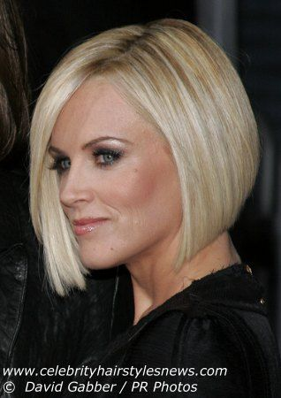 fine hair styles | ... Hairstyle » Jenny Mccarthy With A Very