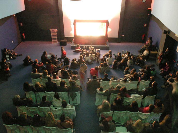 Documentary room in Thalassocosmos