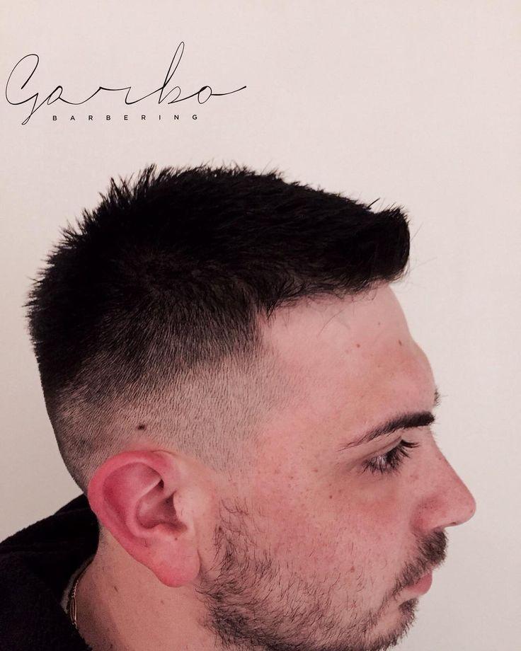 Piero Power proviamo il Nero ! #color #haircoloring #garbobarbering #uomo #taglio #capelli #sfumatureneicapelli #nuovotaglio #nuovo #moda #tendenza #barberia #instahair #gropellocairoli #garlasco #vigevano #pavia #milano @piero.spina.93