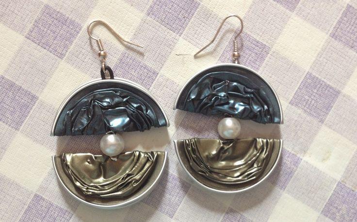 orecchini capsula