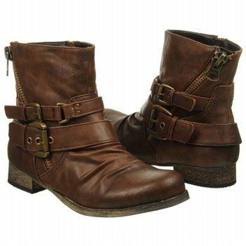 CARLOS BY CARLOS SANTANA Women's HOPE brown ankle boots. #shoes #fallstyle