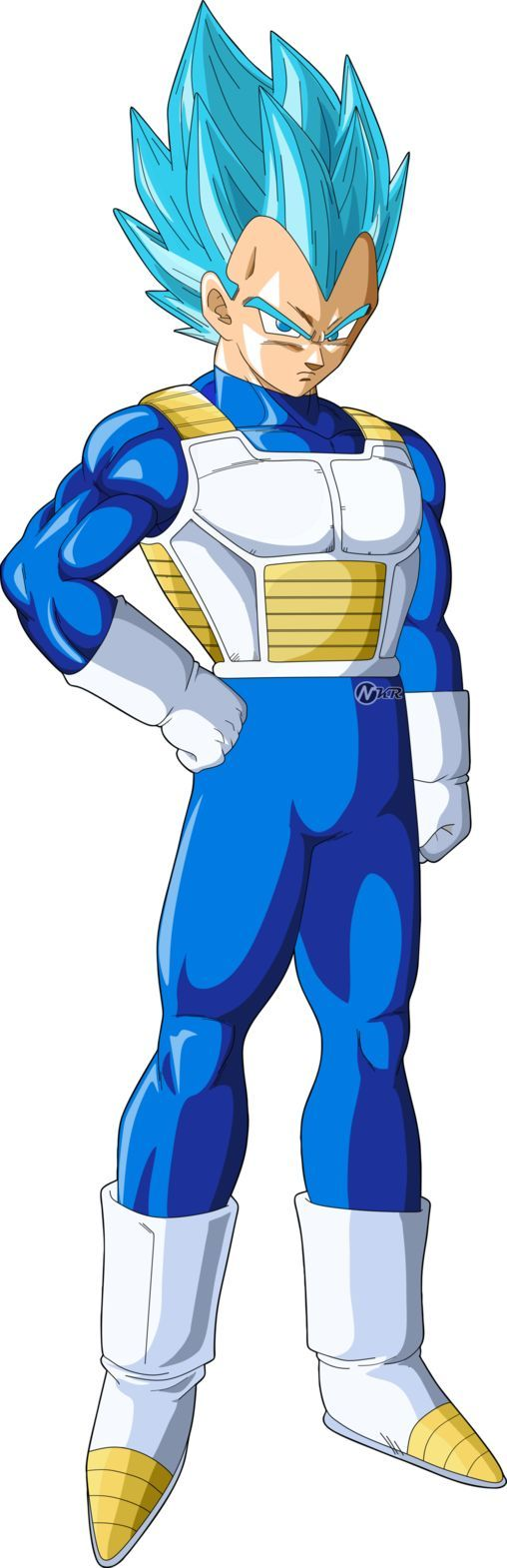 vegeta ssgss by naironkr.deviantart.com on @DeviantArt - Visit now for 3D Dragon Ball Z compression shirts now on sale! #dragonball #dbz #dragonballsuper