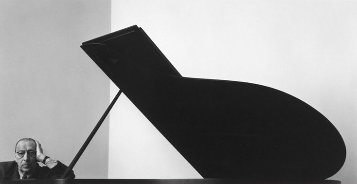Stravinsky by Alfred Newman