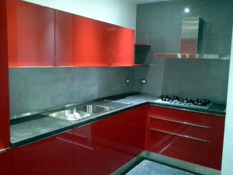 cucina in resina microtopping 2655 pavimenti rivestimenti resina