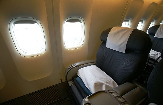 Try these strategies to teleport yourself out of coach and into one of those comfortable first class (or business class) seats.