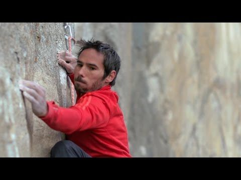 National Geographic: World's Hardest Climb Goal of Yosemite Wall Climber