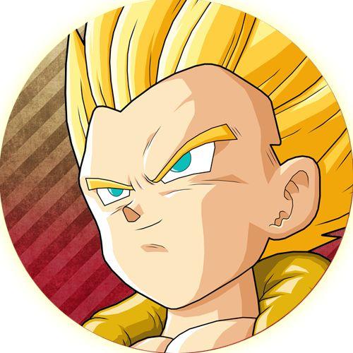 Imágenes de círculos [PNG] con personajes de Dragon Ball Z