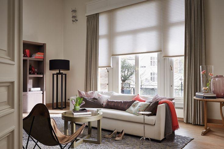 Luxaflex Duette Shades – Eurlings Interieurs