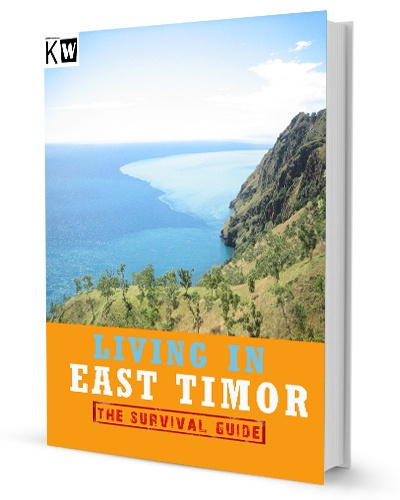 Great ebook for anyone wanting to live or work in Timor-Leste