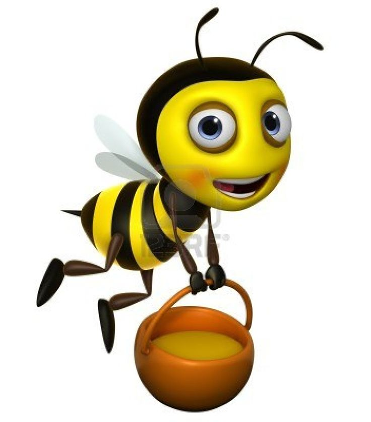 Honey Bees Cute Honey Bee Clipart Clipart Panda Free
