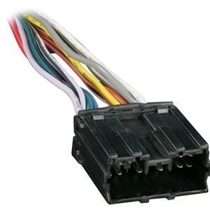 94c09b46b8119d696e65de5ea0f16f8f 93 best wiring harness & interface images on pinterest factories metra wiring harness mercedes at creativeand.co