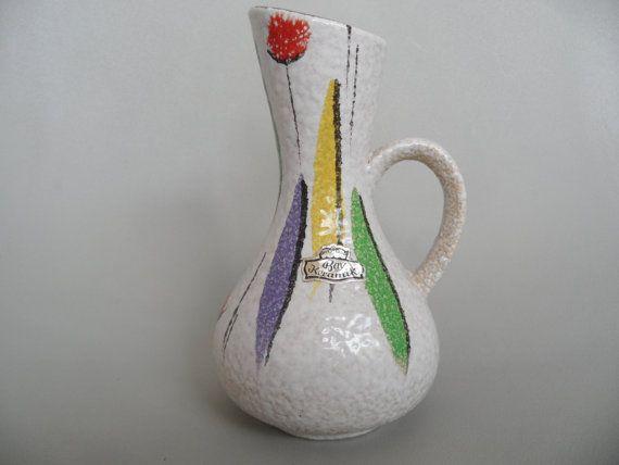 Baai keramische vaas met keramische vaas baai aardewerk