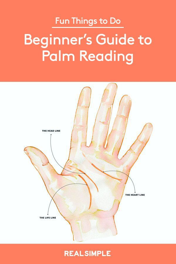 A Guide to Palm Reading Lines (Diagram)   Palm reading, Palm reading lines,  Palm reading meaning