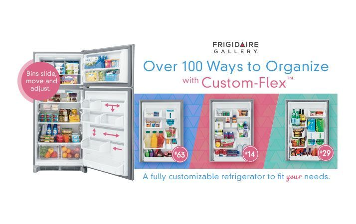 What a great fridge!