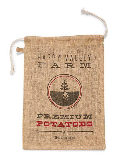 Le sac à pommes de terre | Simons