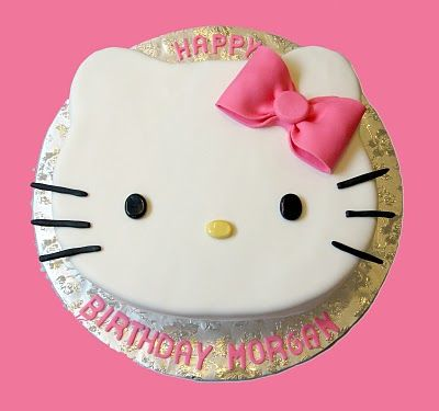 Hello Kitty Girl Birthday