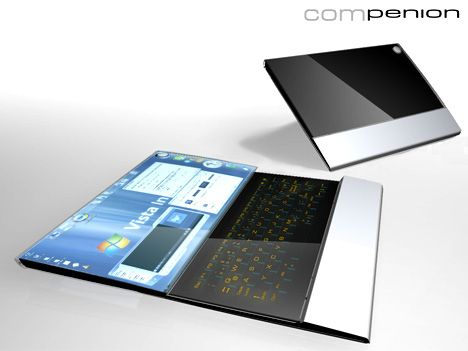 Compenion – Visionary Personal Computer System by Felix Schmidberger » Yanko Design