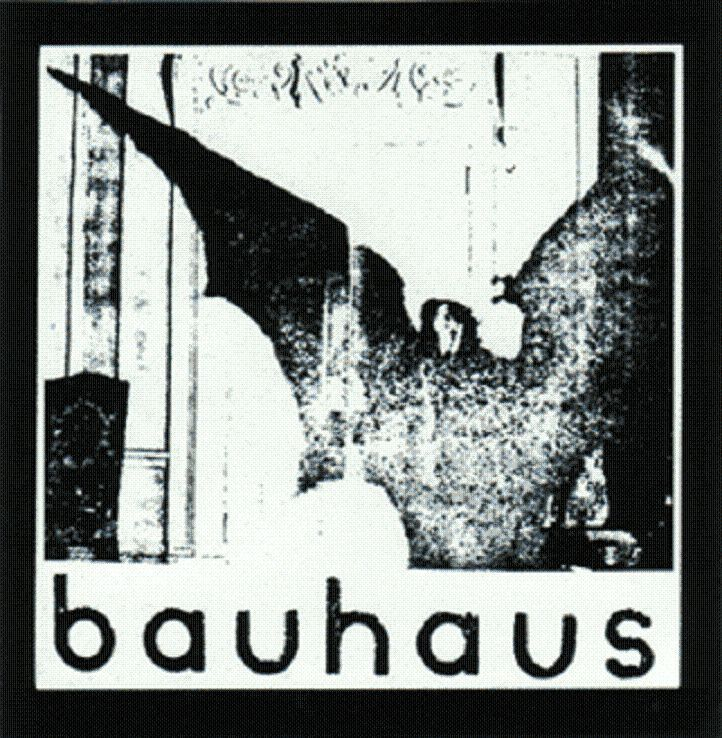 15665 bauhaus bela lugosi 39 s dead bat album logo gothic goth rock sticker decal cars. Black Bedroom Furniture Sets. Home Design Ideas