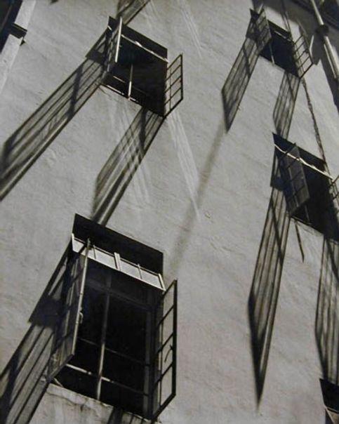 Fan Ho - Windows and Shadows, 1952