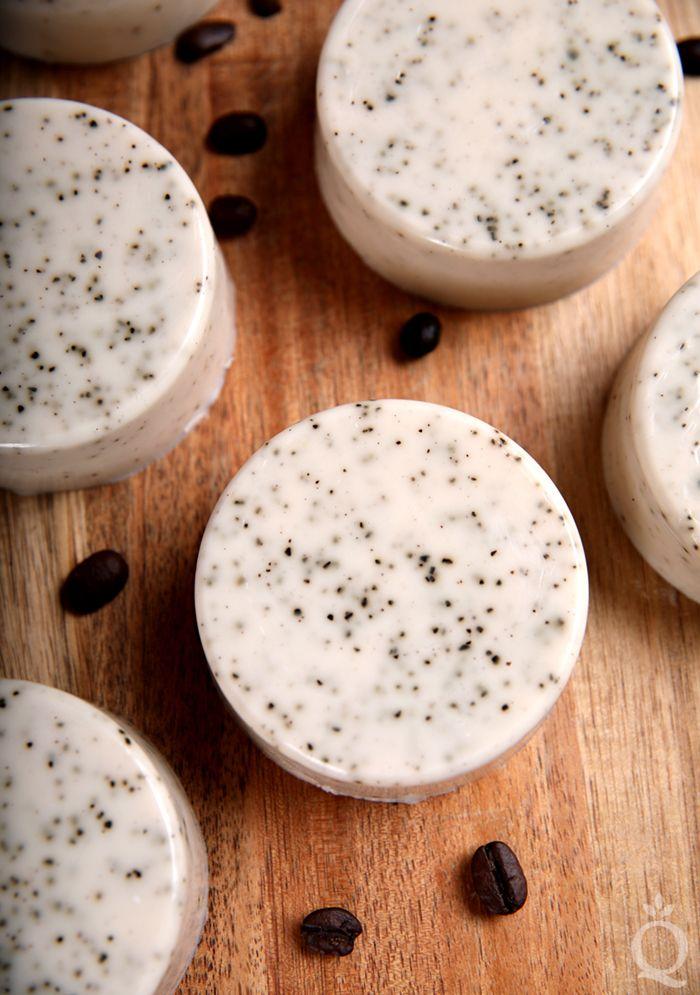 Creamy Coffee Melt Pour Soap Recipe Homemade Soap Recipes Coffee Soap Recipe Goat Milk Soap Recipe