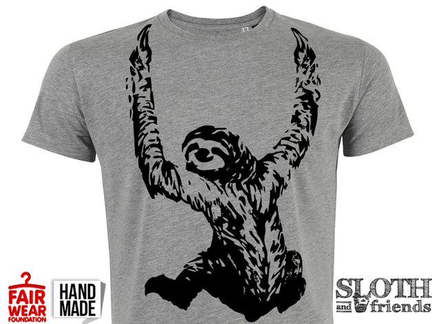 Faultier HUG -BIO- HANDMADE! von Sloth and Friends auf DaWanda.com