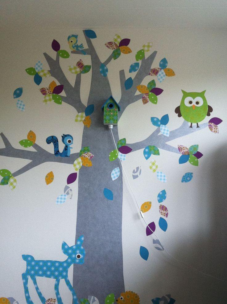 1000+ images about muurdecoratie on Pinterest
