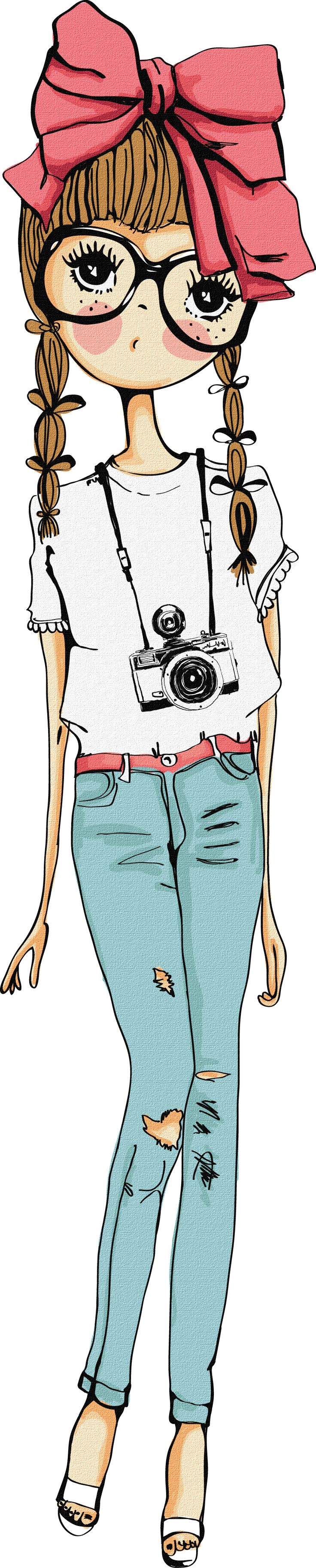 dibujos mujeres tumblr - Buscar con Google