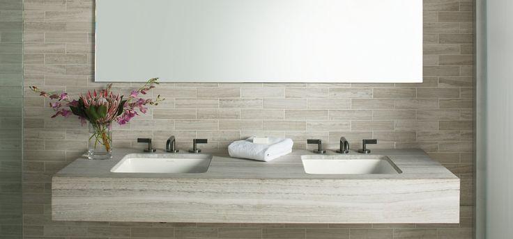 Athens Silver Cream | ANN SACKS Tile & Stone
