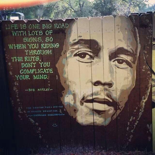 What Bob said. #Bobmarley #quotes #greatquotes