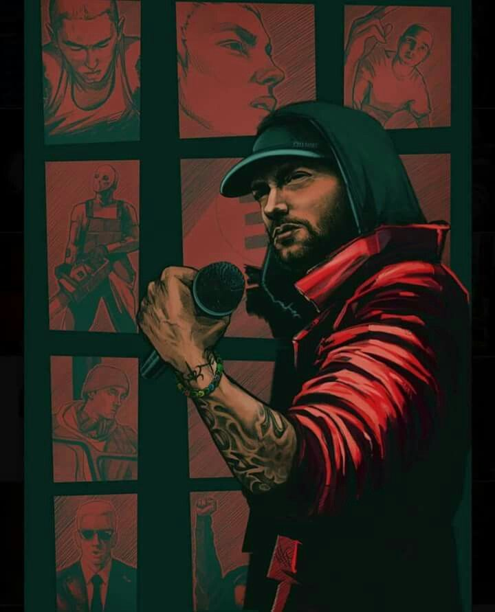 Pin By Luis Alonso Ronquillo On Eminem Eminem Hip Hop Artwork Eminem Drawing