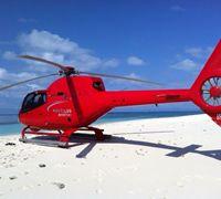 Sand Cay experience