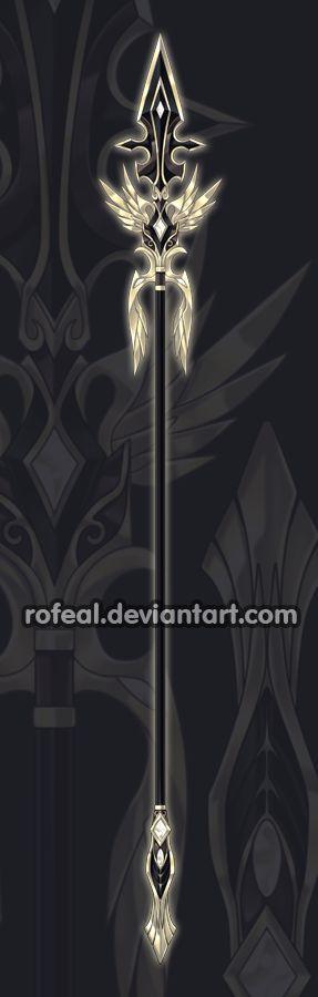 The Dark Soul Staff (Not Found)