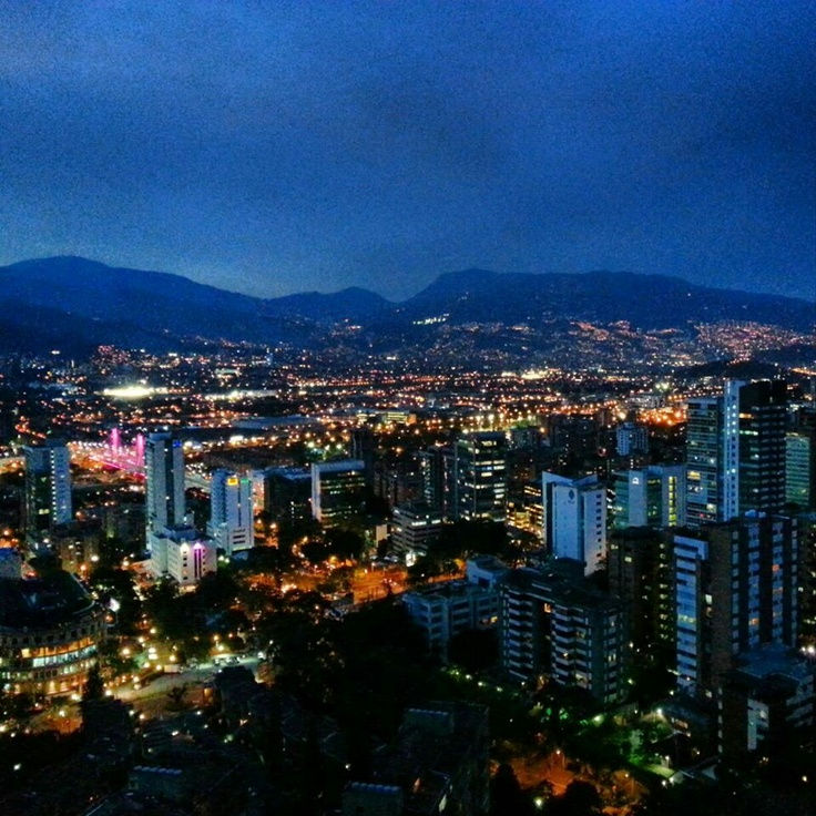Medellin, Colombia My beautiful Country